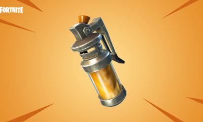 fortnite, stink bomb