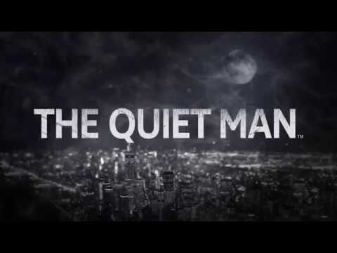 The Quiet Man title card