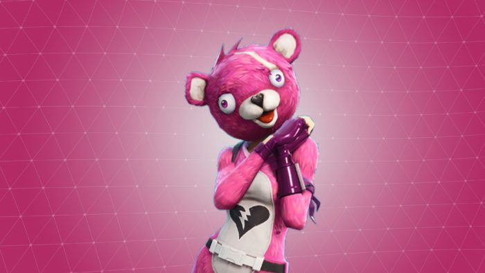 Licensed fortnite costumes coming this halloween - Cuddle team leader from fortnite ...