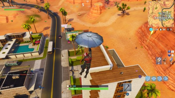 Fortnite Paradise Palms Chest Spawn Locations