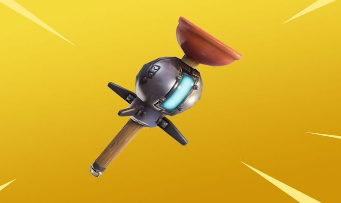Fortnite Season 7 vaulted items