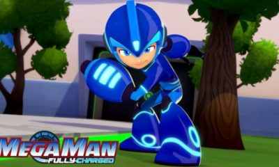 Mega Man: Fully Charged