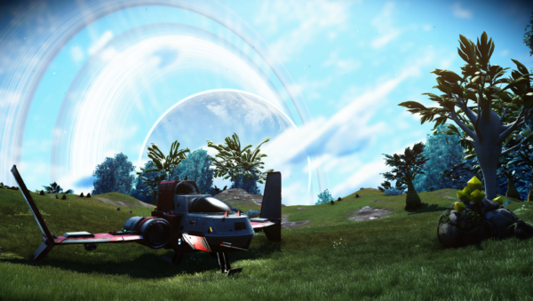 No Man's Sky Beautiful Screenshots