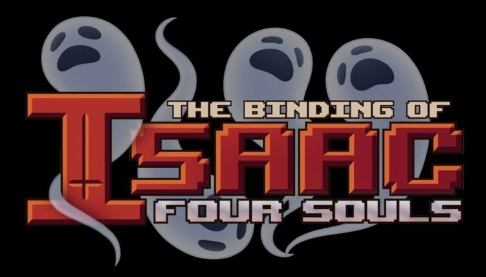 The Binding of Issac Four Souls
