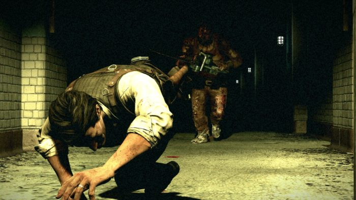The Evil Within running