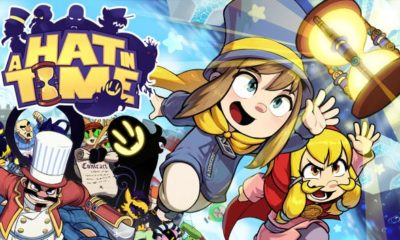 Humble Monthly a hat in time
