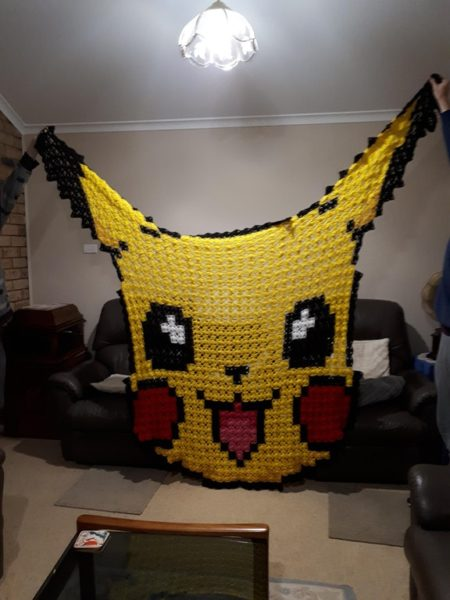 cutest blanket ever