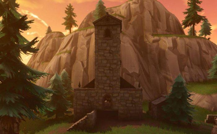 fortnite haunted hills