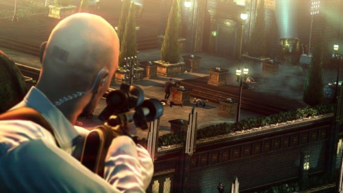 Hitman 2 Sniper Assassin Competition
