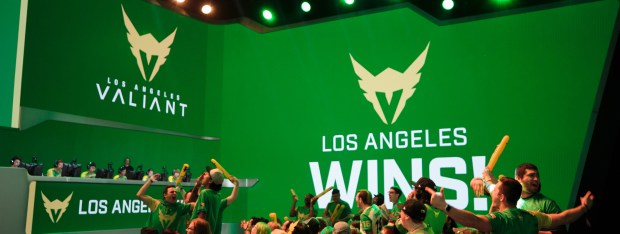 los angeles valiant, wins