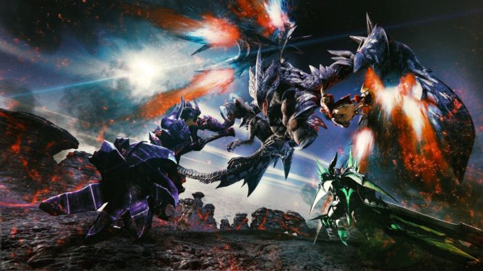 monster hunter generations ultimate, switch