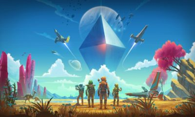 no man's sky, next, xbox one, achievements