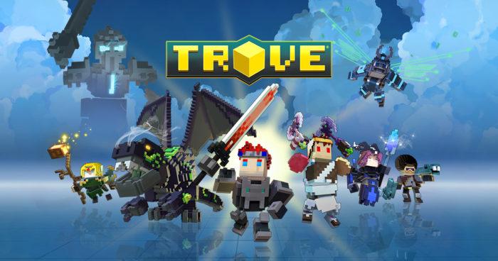 Trove, Trion Worlds