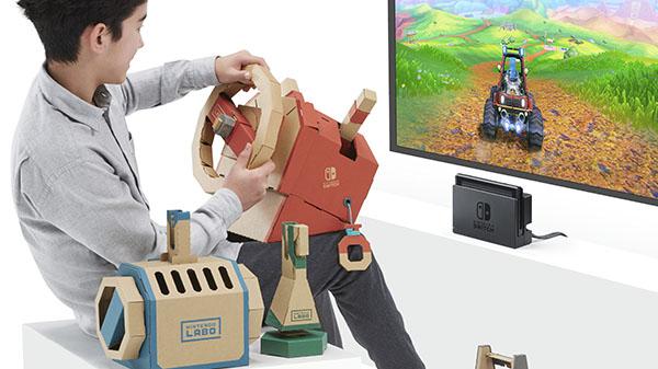 Toy-Con Vehicle Kit