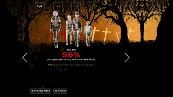 AllEpisode 1 Choices & Outcomes in Telltale's Walking Dead
