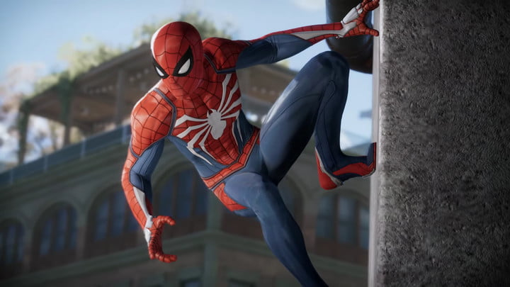 uncle ben's grave, spider-man ps4, shoot web, new game plus, upgrade gadgets, MJ, research tokens