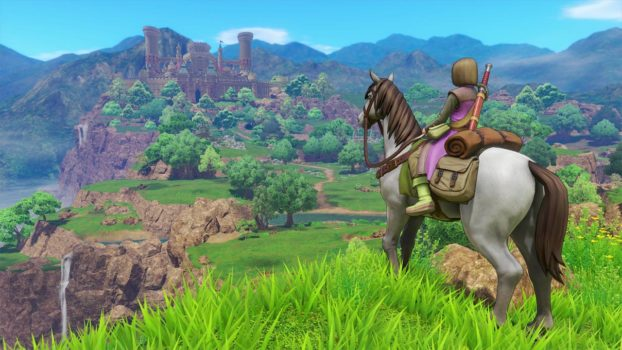 Dragon Quest XI - 54 Hours