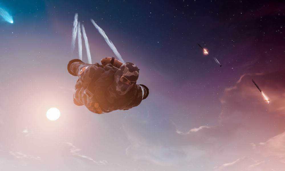 Fortnite's Next Update Will Add Portable Rifts for the ...