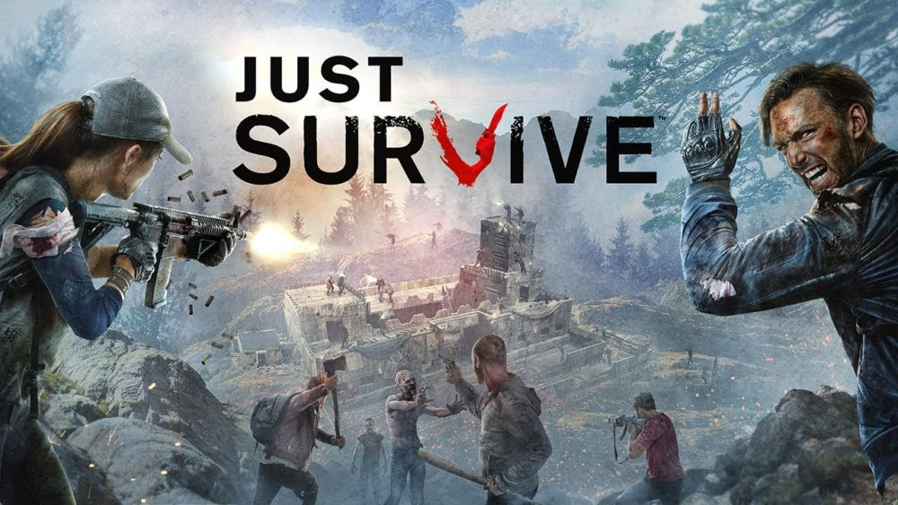 Just Survive. H1Z1