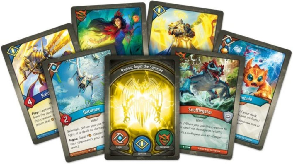 Magic the Gathering KeyForge Cards