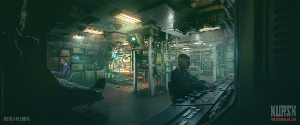 New Gameplay Trailer for Kursk, a Chilling