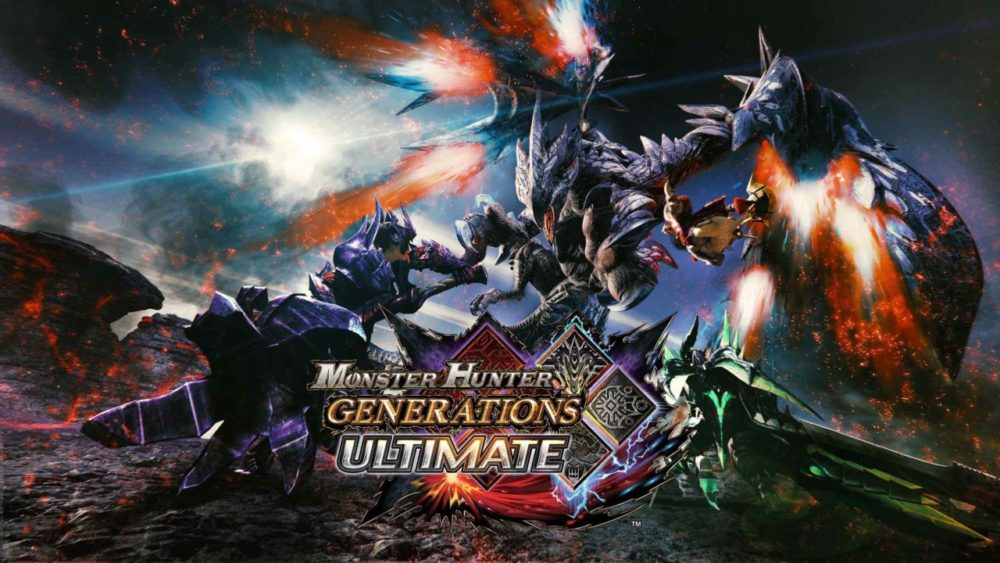 Monster Hunter Ultimate Generations Ultimate