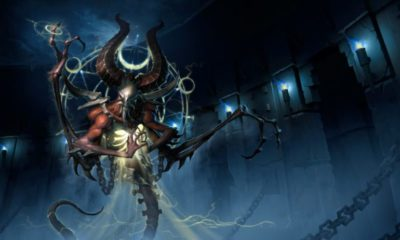 Mephisto, Diablo 2, Heroes of the Storm