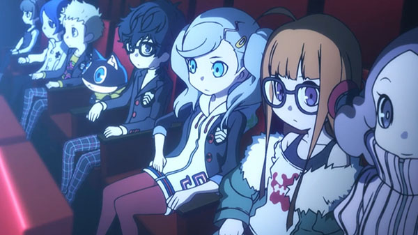 Persona 3, 4, and 5 Characters Join Forces in New Persona Q2 Trailer
