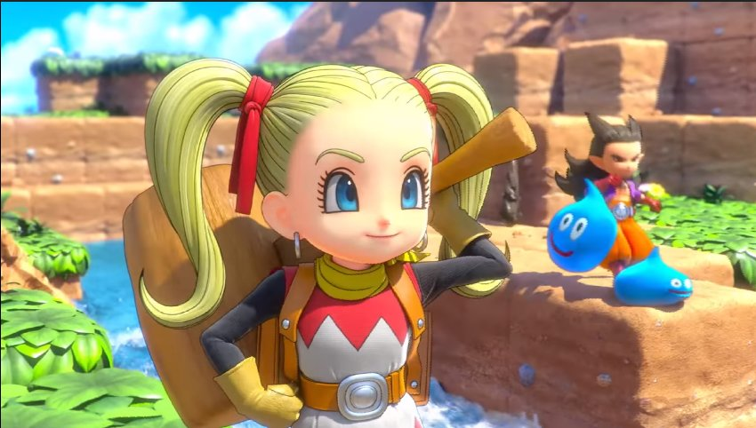 Dragon Quest Builders 2, 2019, JRPGs