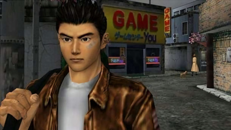 Shenmue 1 featured