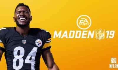 Antonio Brown Madden 19