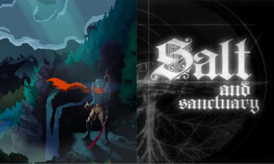 death's gambit, salt and sanctuary