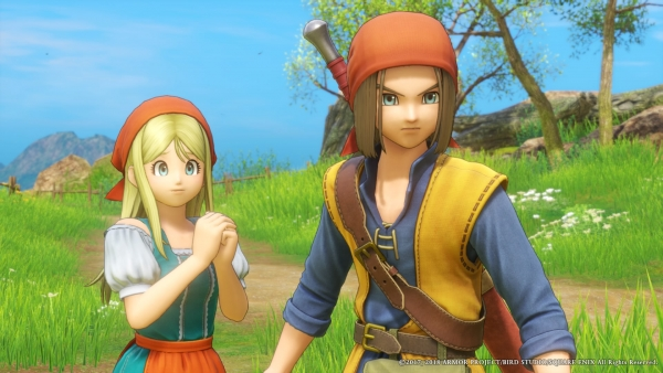dragon quest xi and dq viii
