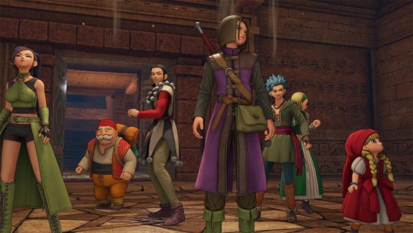 dragon quest xi's voice actors, dragon quest xi, voice actors, cast, credits, voice actor, voices, who, actors, dragon quest xi cast,