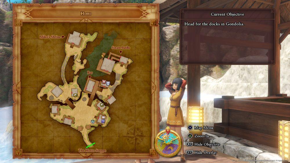 Dragon Quest XI: All Puff Puff Locations