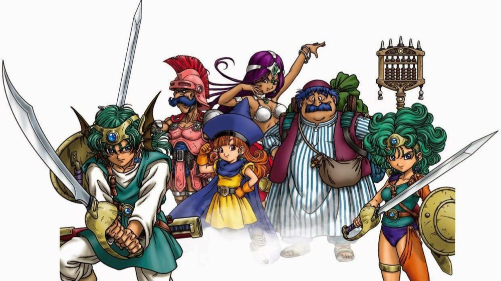 The Best Dragon Quest Games, All 11 Ranked