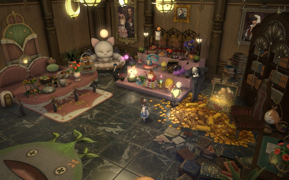 Final Fantasy Xiv Housing Prices Are Shockingly High Even In Real Life