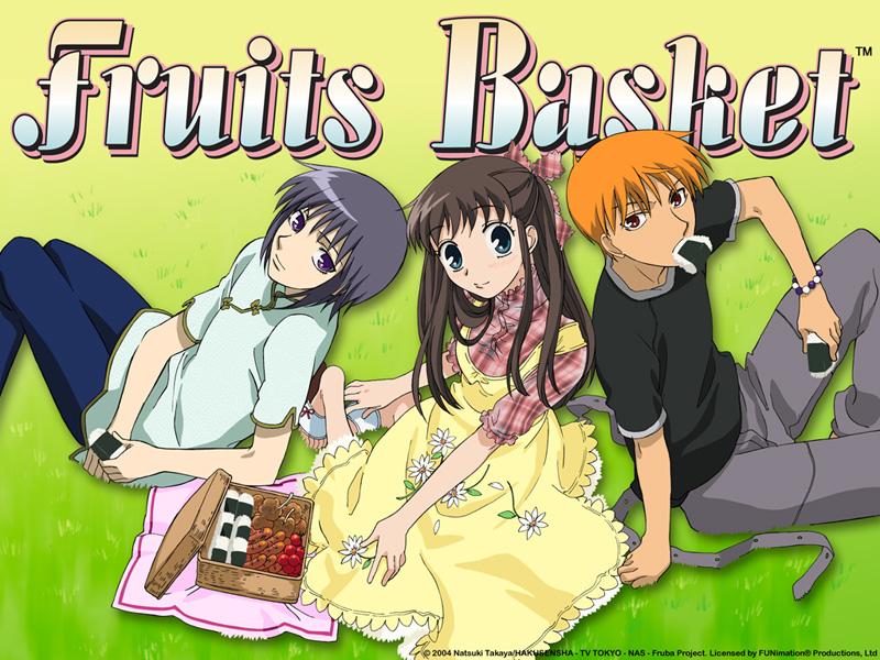 Anime Fruits Basket