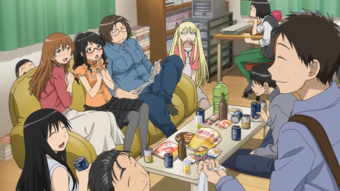 golden time club