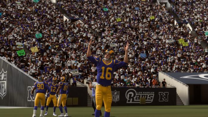 Madden NFL 19 Gameplay