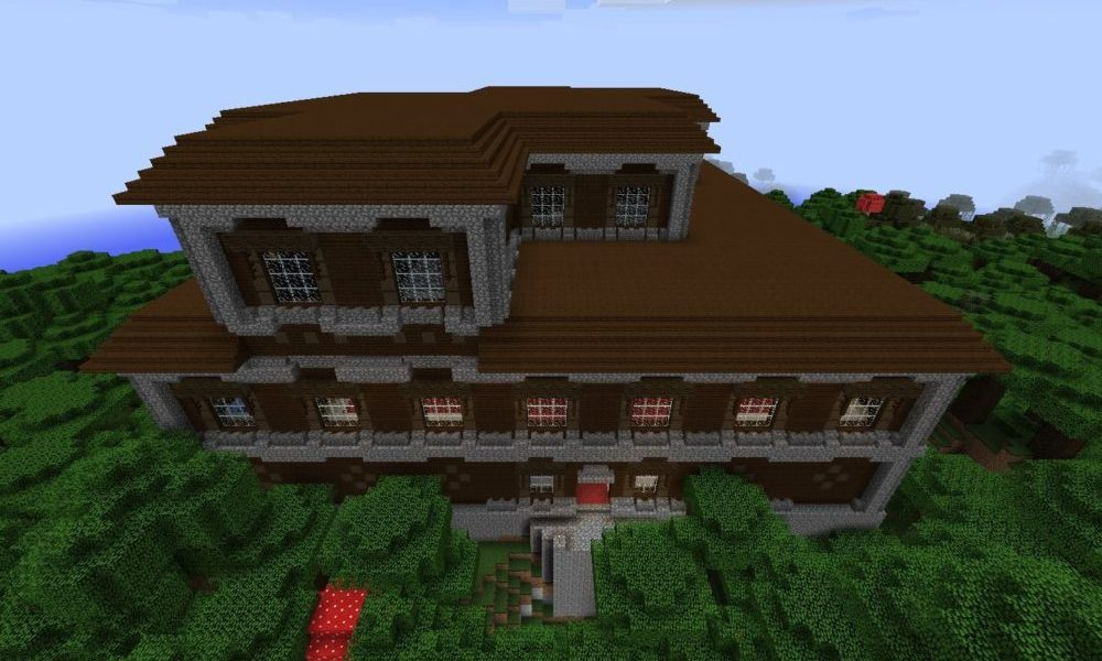 The Best Minecraft Mansion Seeds 1 11 Update