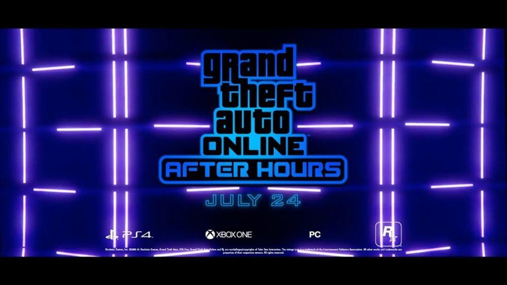 GTA V Online After Hours