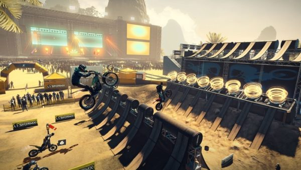 rising trials, couch co-op Xbox One Games