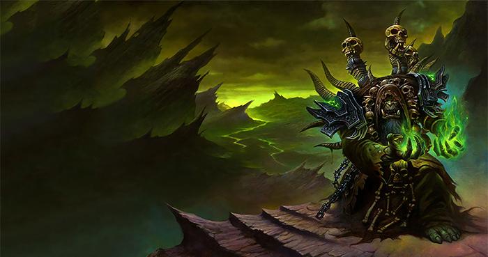 Affliction Warlock