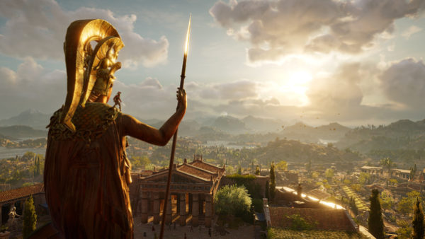 assassin's creed odyssey, odyssey, map, size, measured