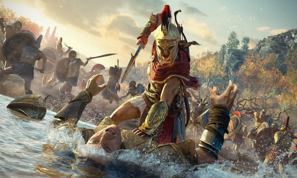 10 4K & HD Assassin's Creed Odyssey Wallpapers For Your Next Desktop Background