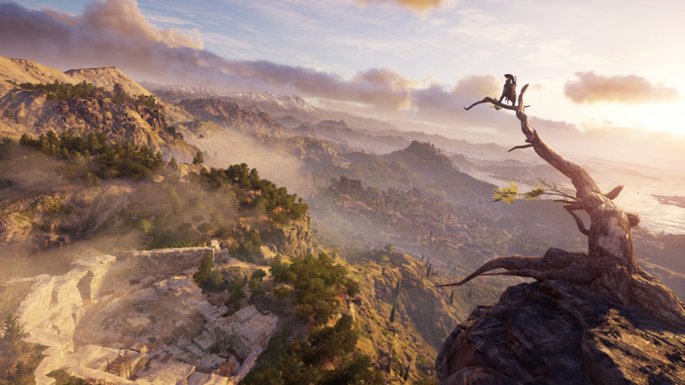 fast travel, Assassin's Creed Odyssey, how to fast travel
