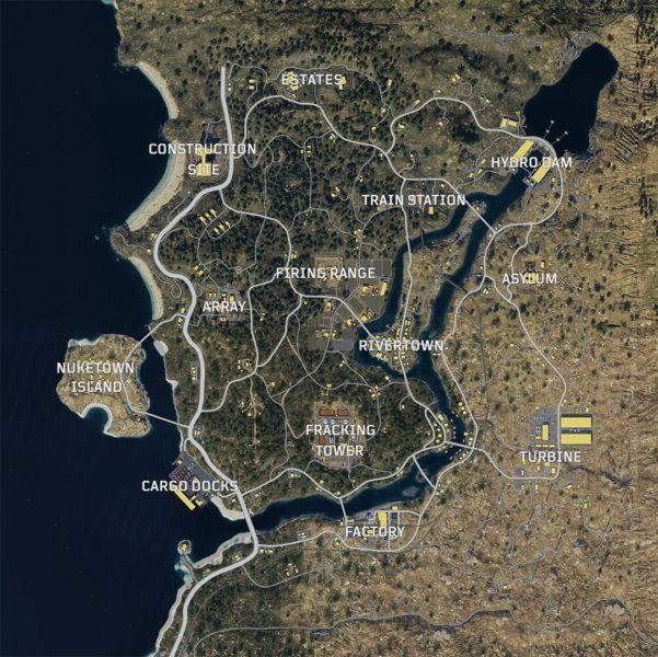 Blackout map full size