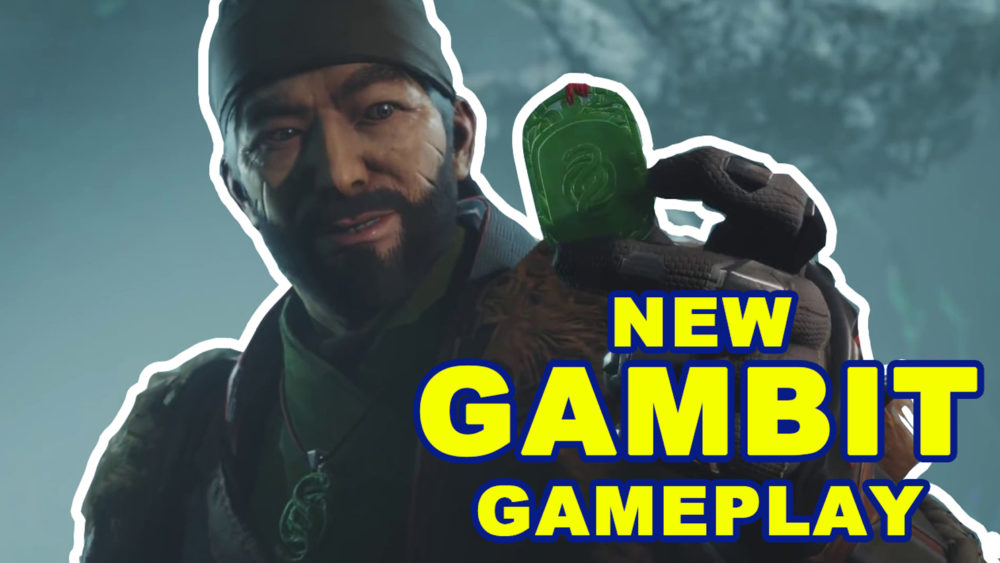 Destiny 2 Forsaken Gambit Gameplay NEW