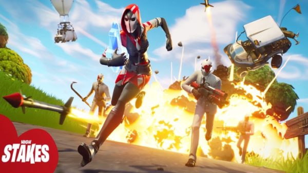 Fortnite, Battle Royale, High Stakes